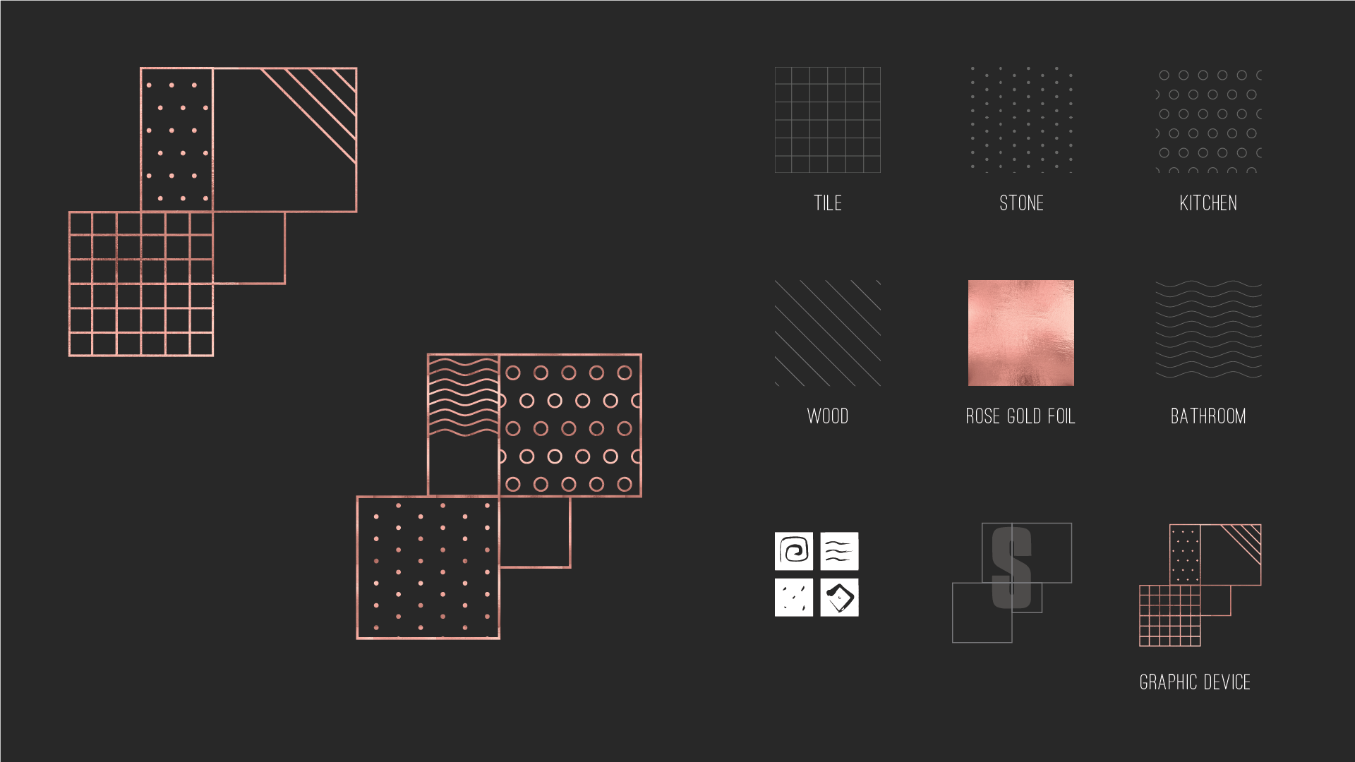 TileStyle Select Event Identity Design